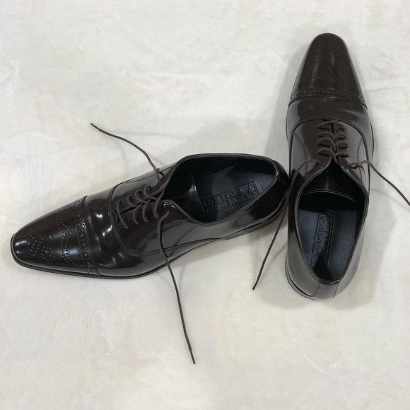 versace dress shoes men